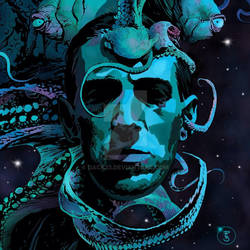 H P  Lovecraft By Dack23 D85ea27-fullview