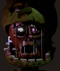 Springtrap ::WARNING VERY INTENSE AND GRAPHIC::