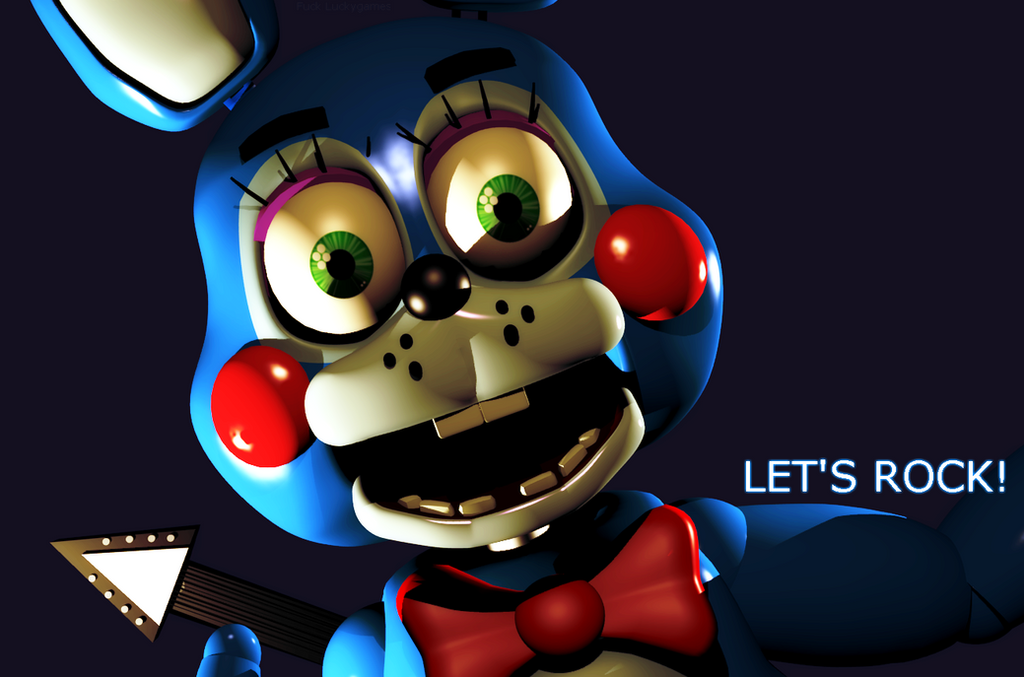 toy bonnie by apprenticehood image