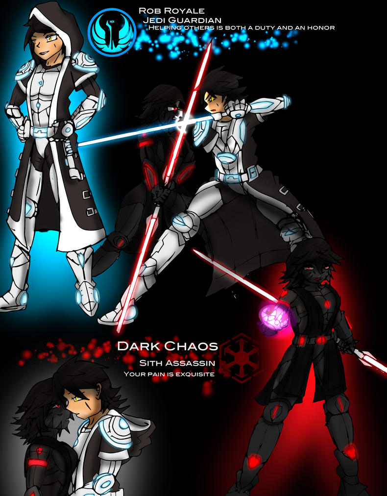 star wars the old republic jedi and sith by shard of life. Black Bedroom Furniture Sets. Home Design Ideas
