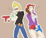 zombie killas.