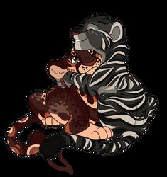 Saucey Cuddle Cubs