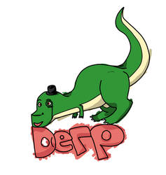 Derp T rex