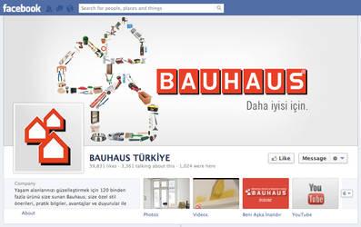 Bauhaus Turkey Facebook Page