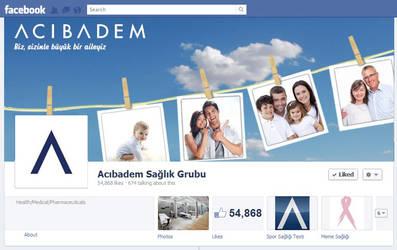 Acibadem Facebook Timeline Page