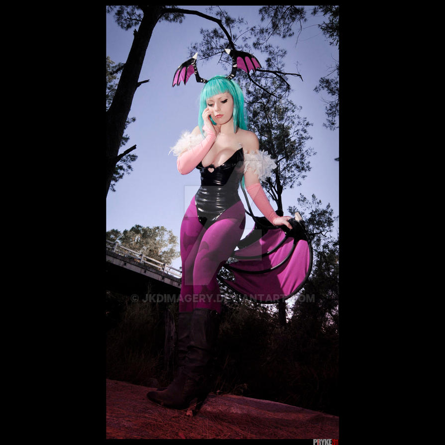 Morrigan VIII by jkdimagery