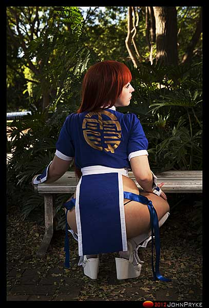 Kasumi VIII by jkdimagery