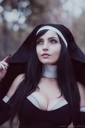 Nun by katyuskamoonfox