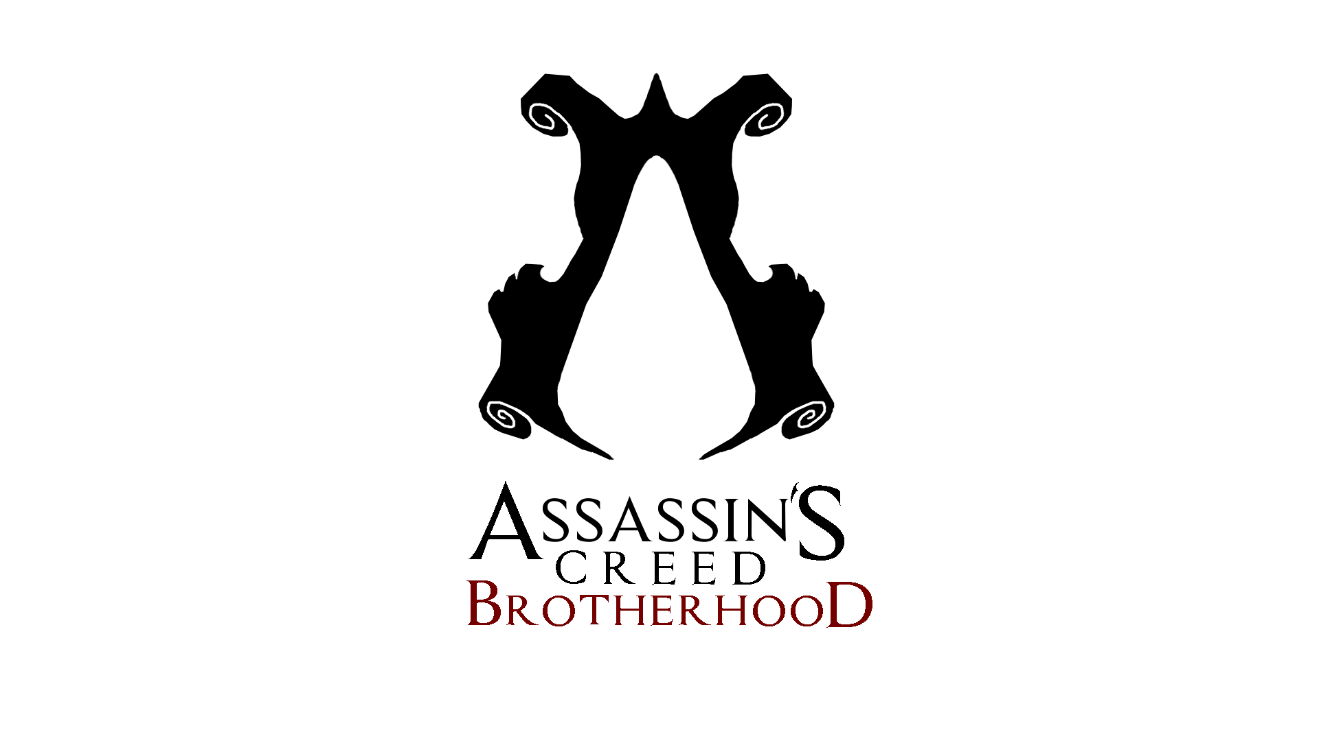 Assassin S Creed Brotherhood Simple Wallpaper By Thejackmoriarty