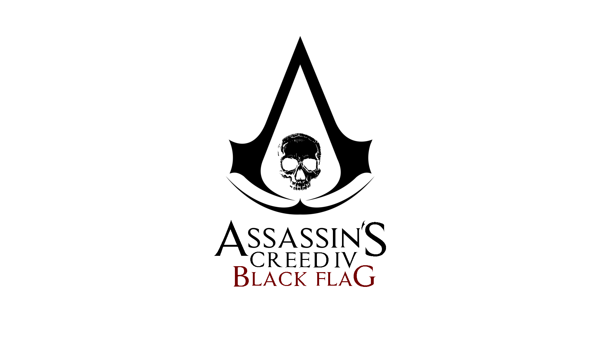 Assassin S Creed 4 Black Flag Simple Wallpaper By Thejackmoriarty