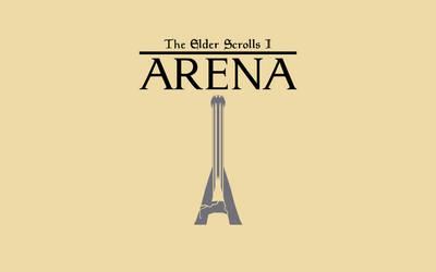 The Elder Scrolls 1 Arena Wallpaper