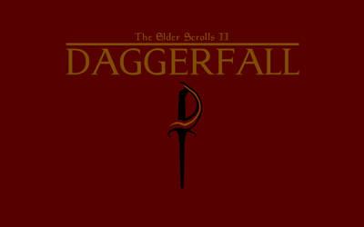 The Elder Scrolls 2 Daggerfall Wallpaper