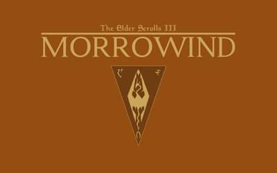 The Elder Scrolls 3 Morrowind Wallpaper