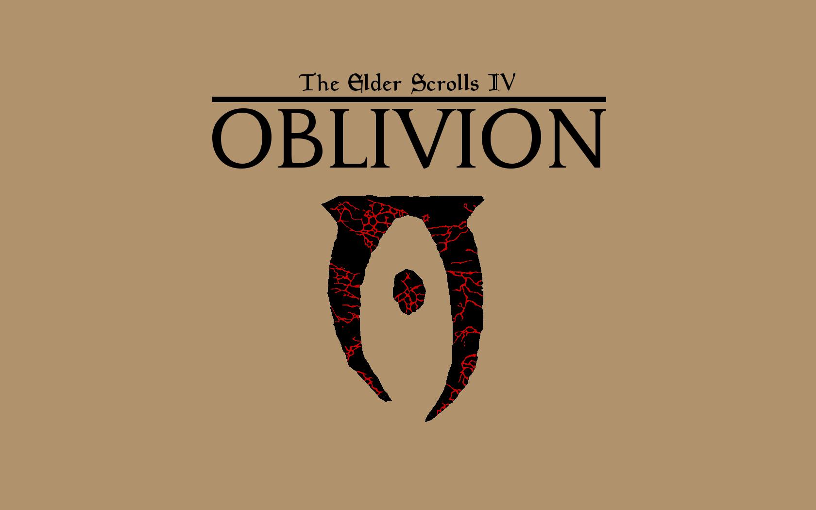 The Elder Scrolls 4 Oblivion Wallpaper By Thejackmoriarty On