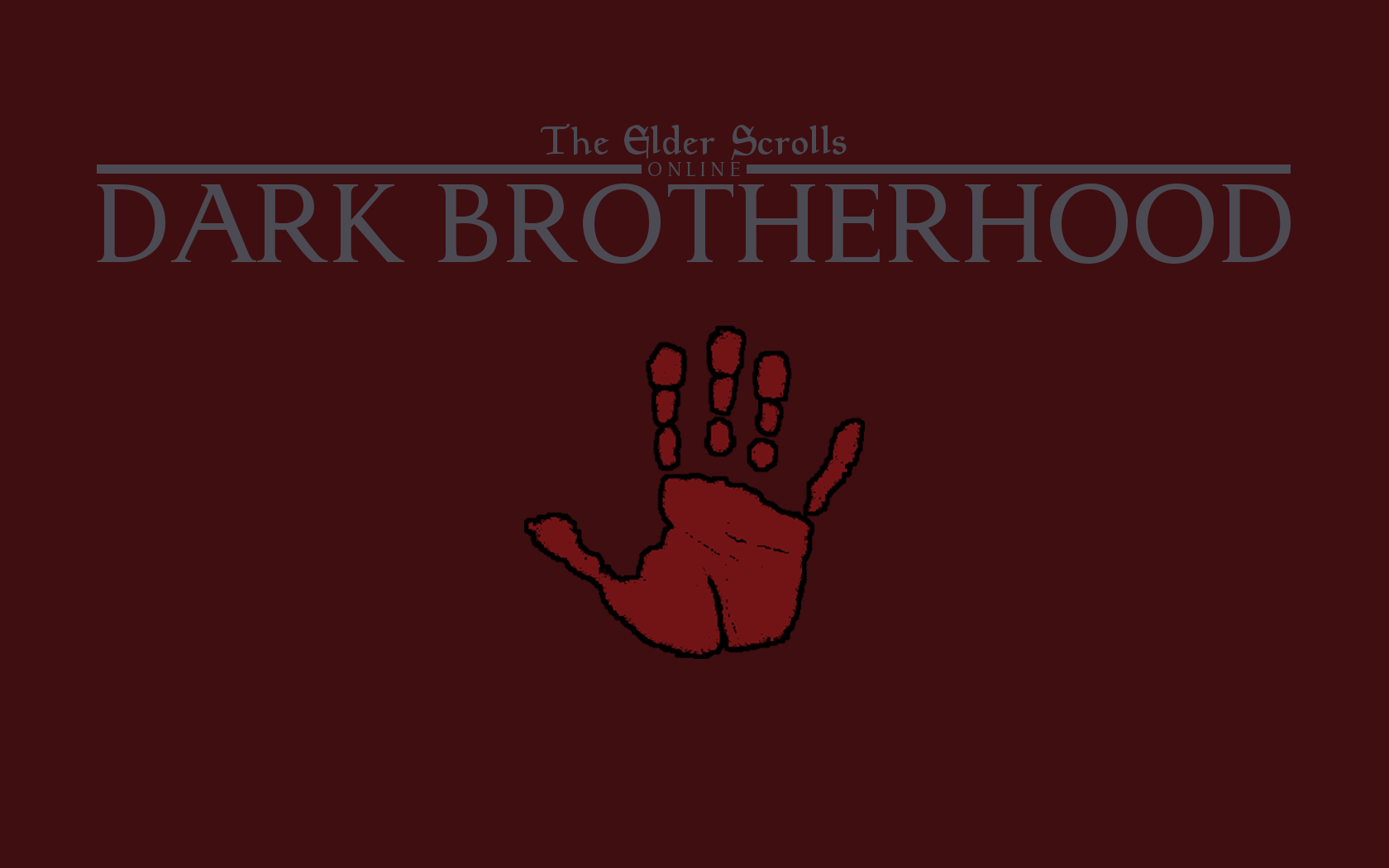 ESO Dark Brotherhood Wallpaper By TheJackMoriarty