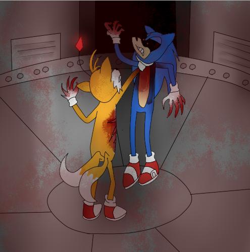 Tails Doll Vs Sonic.exe By Mariogamesandenemies On DeviantArt