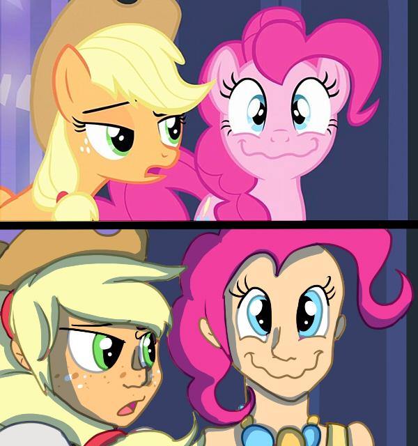 My Little Pony Redraw Screenshot by mariogamesandenemies