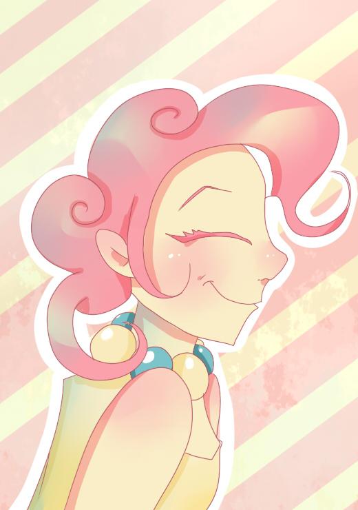 Cute Pinkie by mariogamesandenemies