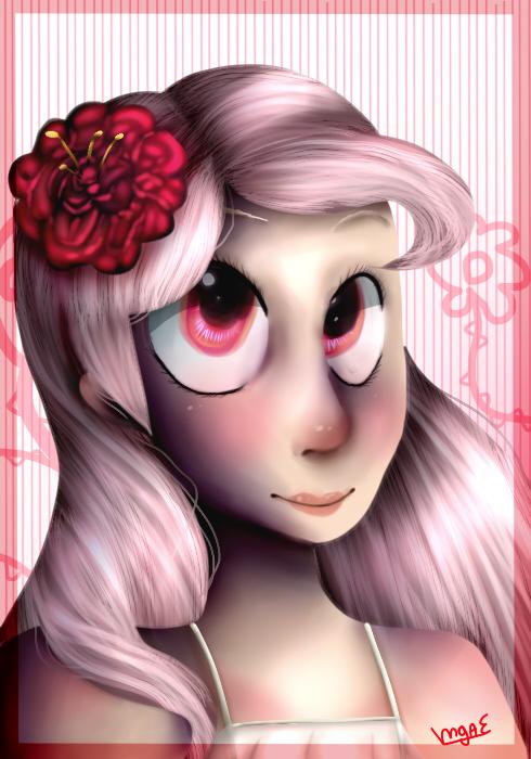 Rose Tippi by mariogamesandenemies