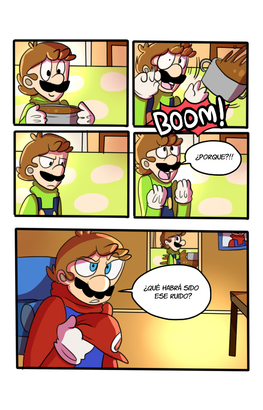 SMB El Plan De Bowser Comic pg3 by mariogamesandenemies