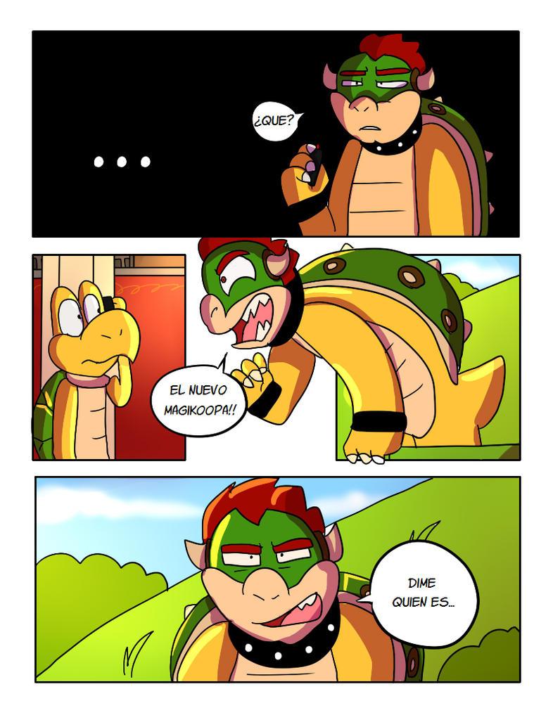 SMB El Plan De Bowser Comic pg6 by mariogamesandenemies