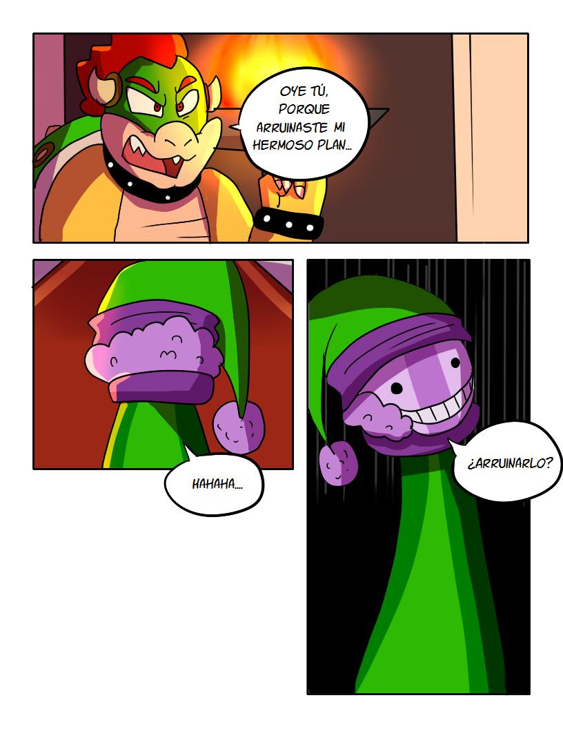 SMB El Plan De Bowser Comic pg11 by mariogamesandenemies