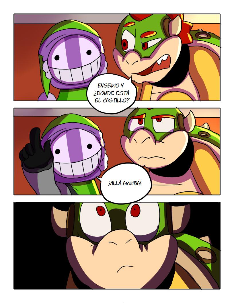 SMB El Plan De Bowser Comic pg14 by mariogamesandenemies