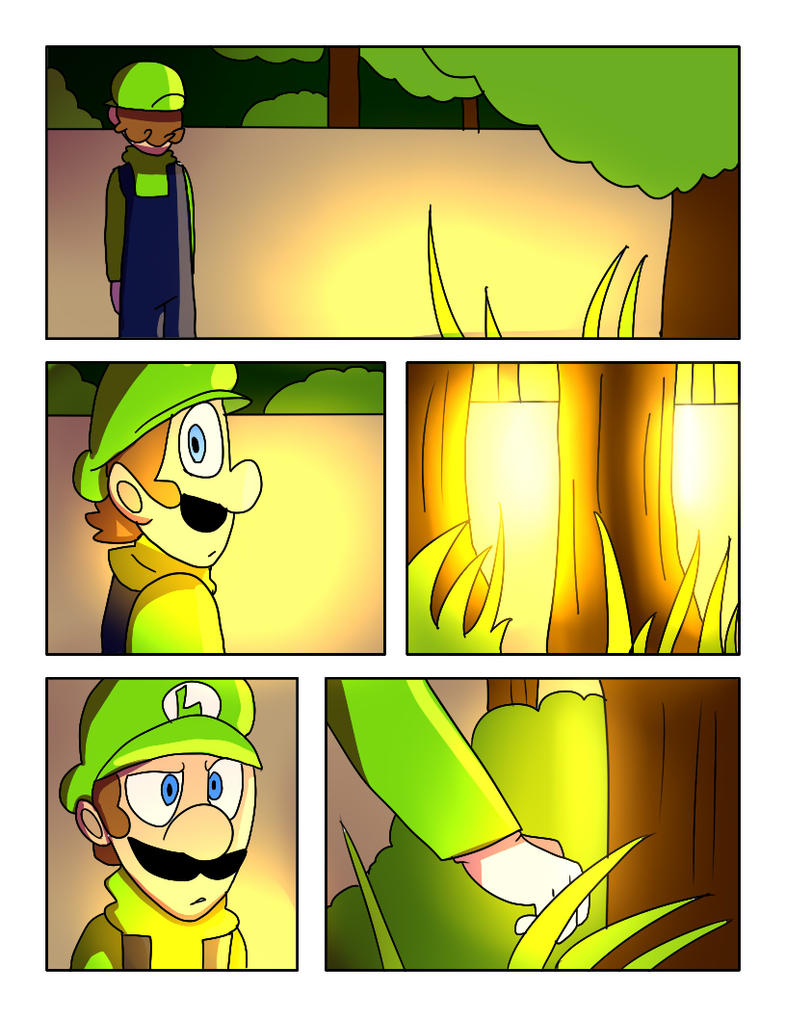 SMB El Plan De Bowser Comic pg27 by mariogamesandenemies