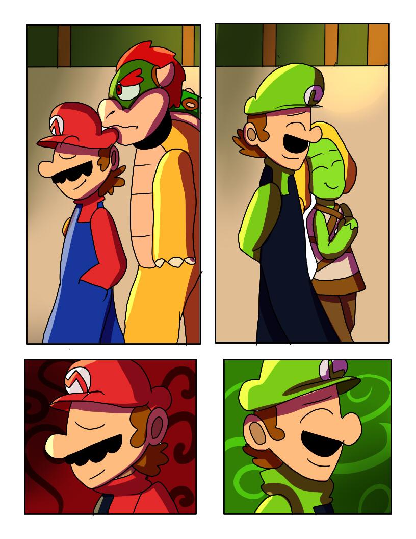 SMB El Plan De Bowser Comic pg31 by mariogamesandenemies