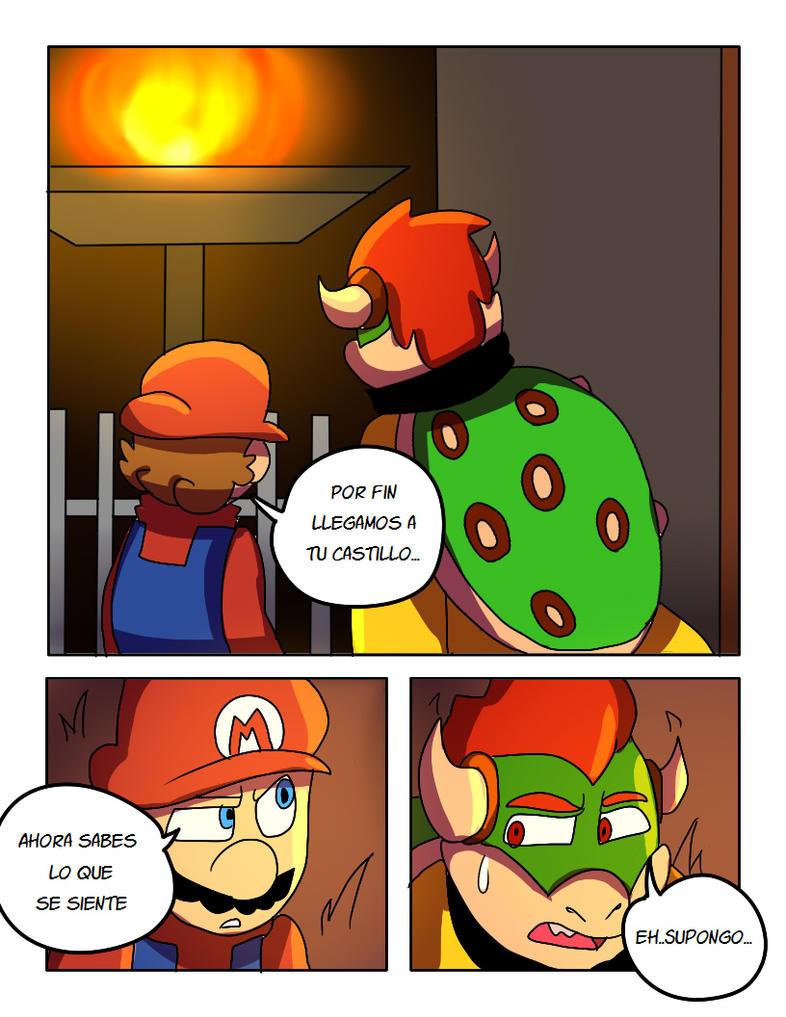 SMB El Plan De Bowser Comic pg32 by mariogamesandenemies