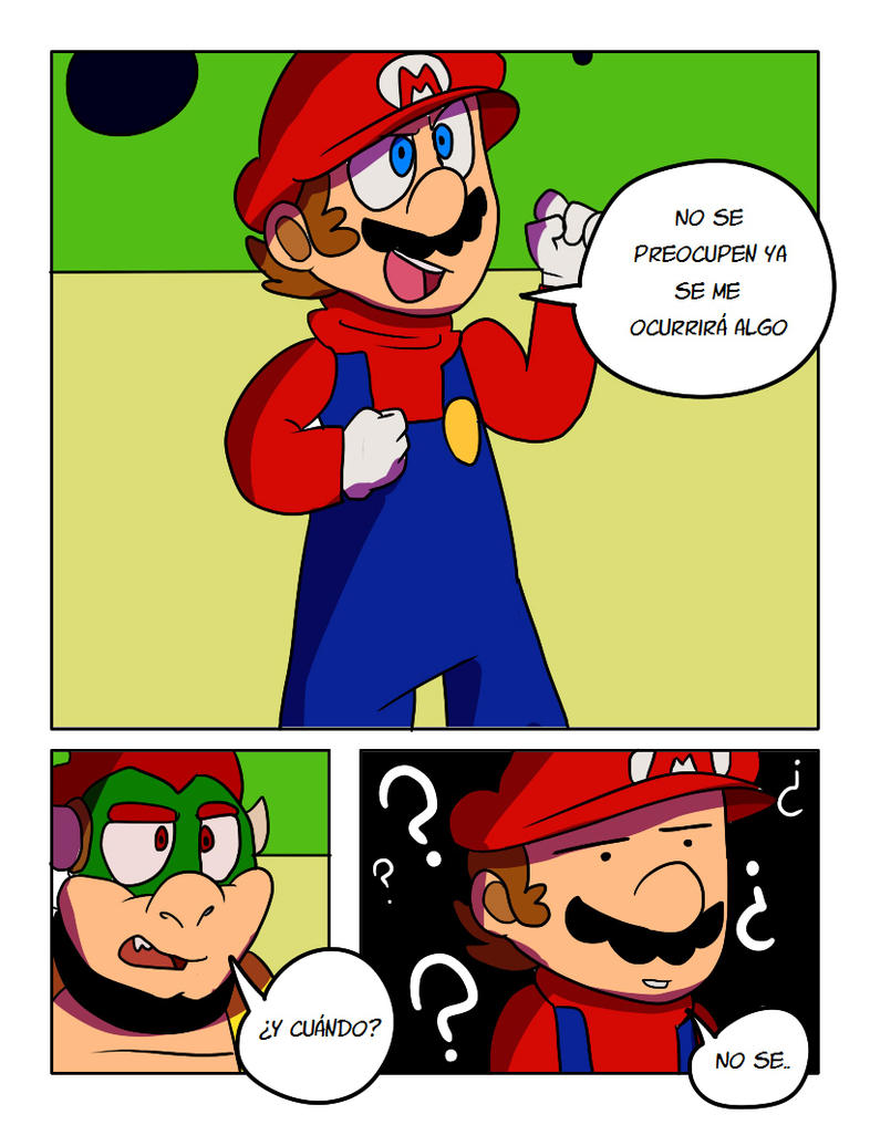 SMB El Plan De Bowser Comic pg39 by mariogamesandenemies