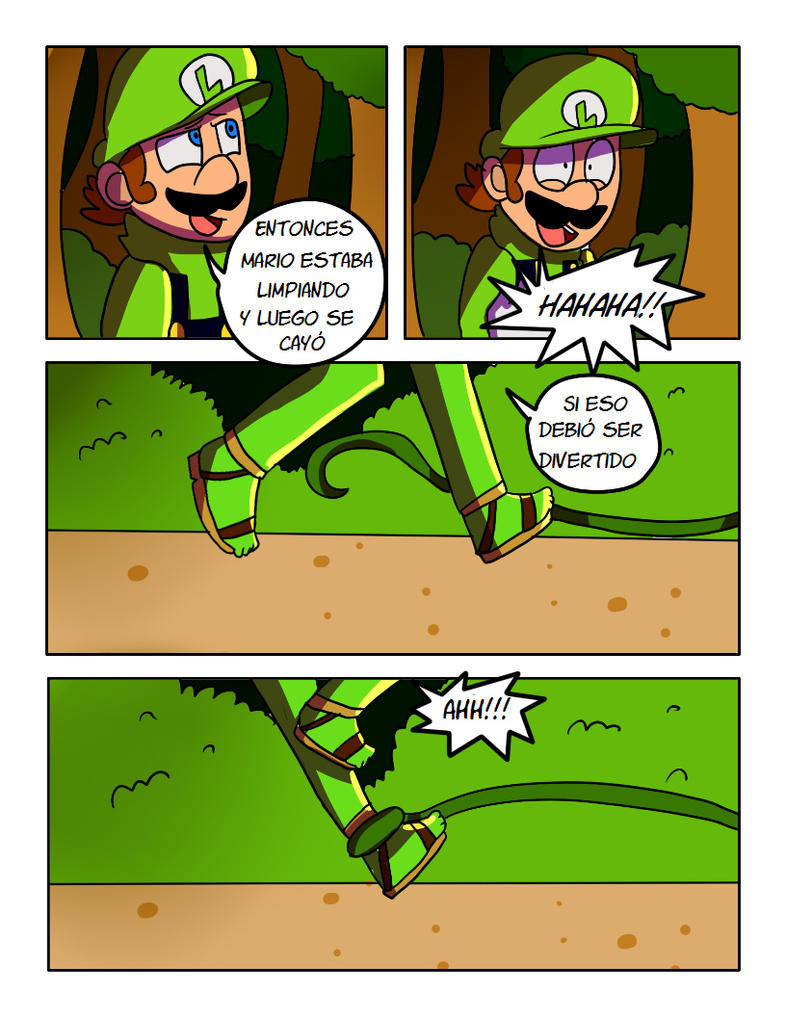 SMB El Plan De Bowser Comic pg40 by mariogamesandenemies