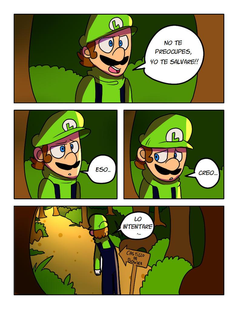 SMB El Plan De Bowser Comic pg43 by mariogamesandenemies