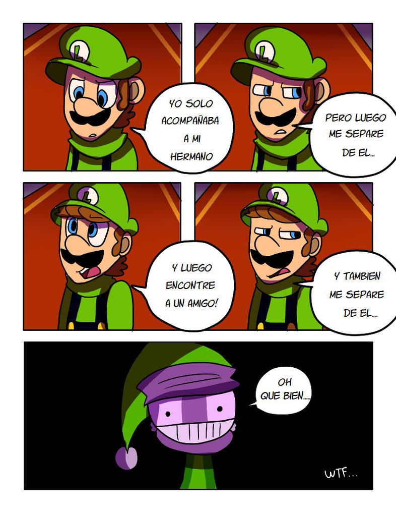 SMB El Plan De Bowser Comic pg46 by mariogamesandenemies