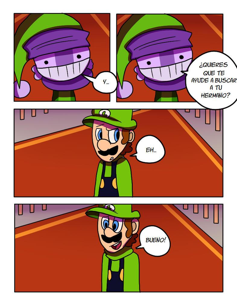 SMB El Plan De Bowser Comic pg47 by mariogamesandenemies