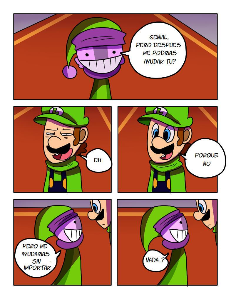 SMB El Plan De Bowser Comic pg48 by mariogamesandenemies