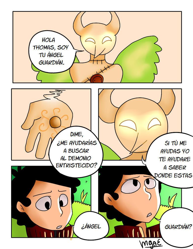 Siempre Juntos pg 5 by mariogamesandenemies