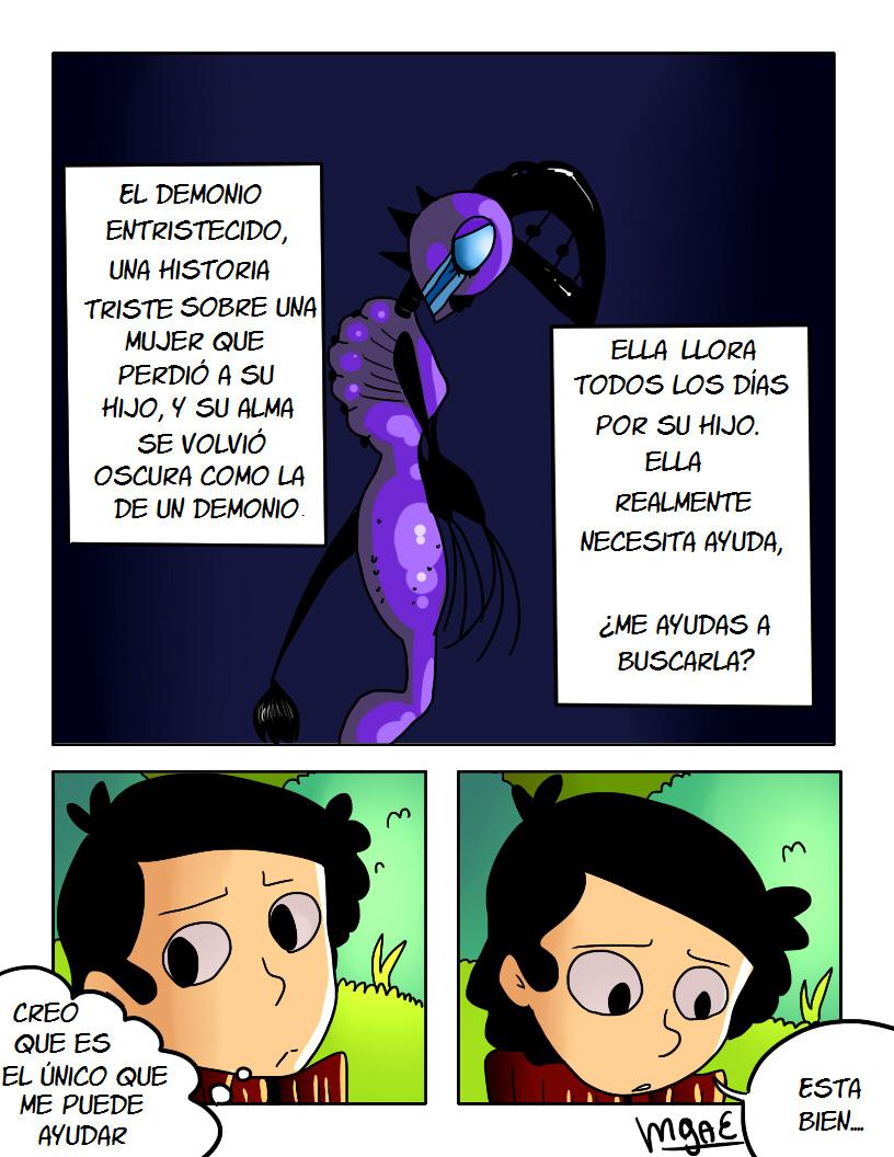 Siempre Juntos pg 6 by mariogamesandenemies