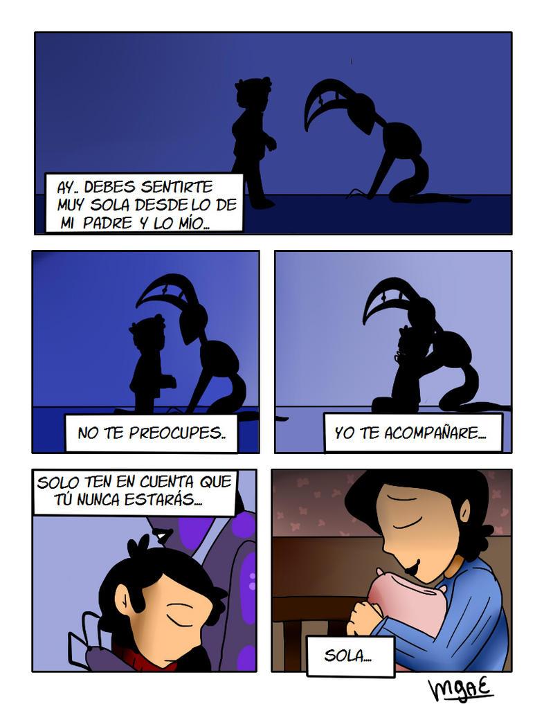 Siempre Juntos pg 10 by mariogamesandenemies