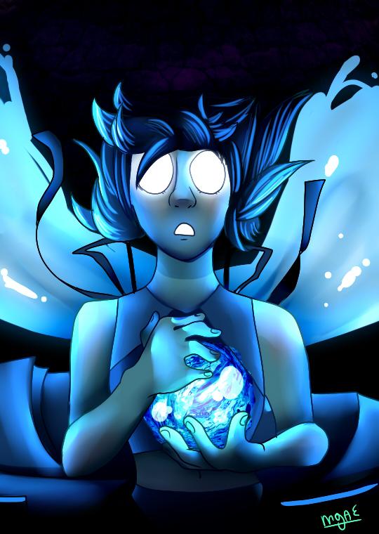 Lapis Lazuli by mariogamesandenemies