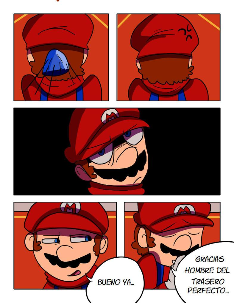 SMB El Plan De Bowser Comic pg59 by mariogamesandenemies