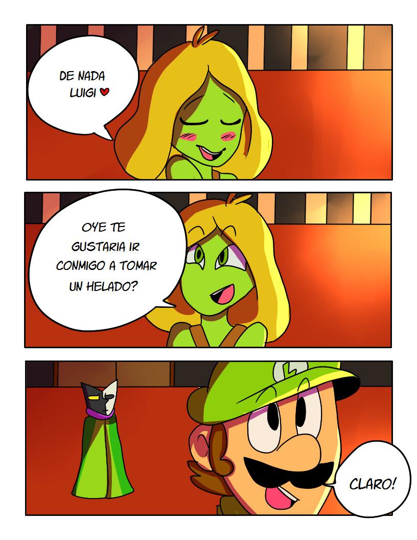 SMB El Plan De Bowser Comic pg61 by mariogamesandenemies