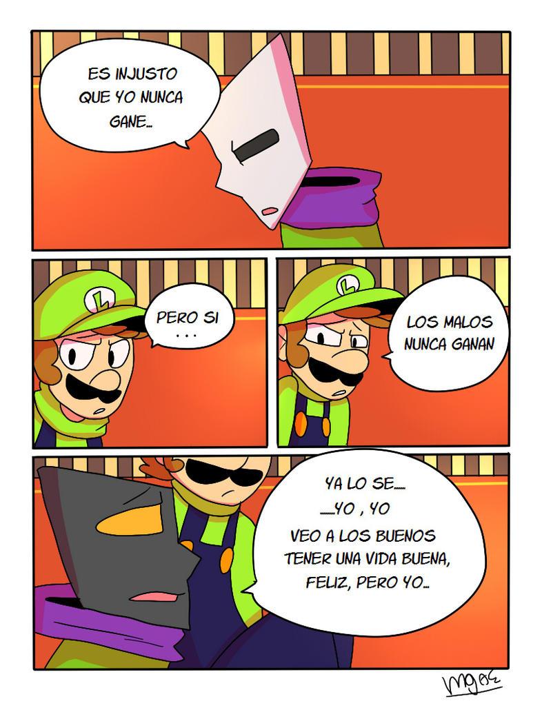 SMB El Plan De Bowser Comic pg64 by mariogamesandenemies