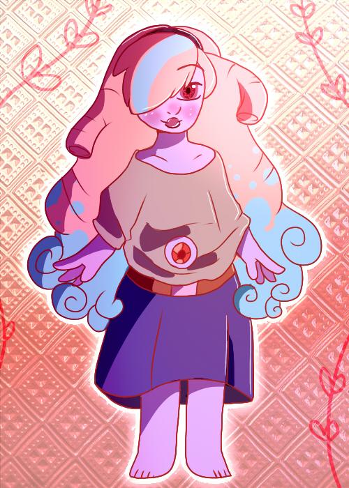 Lilac Fusion by mariogamesandenemies