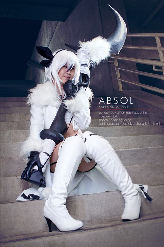 Absol Gijinka: Disaster Pokemon by jobofish on DeviantArt