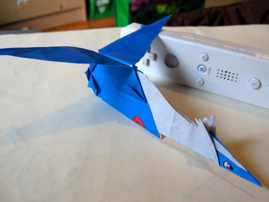 origami latios by gasmaskmonster on deviantart