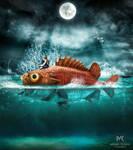 Fishing Moon