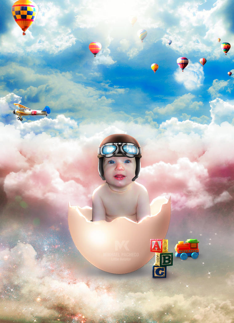 Little Aviator by MikhaelPacheco