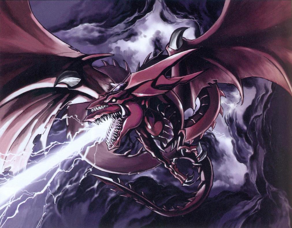 Slifer The Sky Dragon HD By YoseitheMorningStar