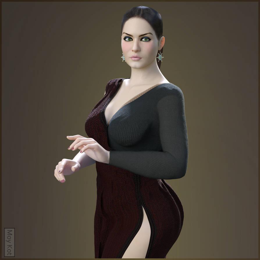 Fattima by MoyKot